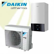 DAIKIN ALTHERMA 3, EHBH04D6V -ERGA04DV -4,60 kW (A+++) - μόνο Θέρμανση  65 C - Μονοφασικό- R32