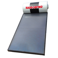 ΗΛΙΟΘΕΡΜΟ ECO 100-1-S125 - Glass -Συλλέκτης Eπιλεκτικός - Διπλής ενέργειας